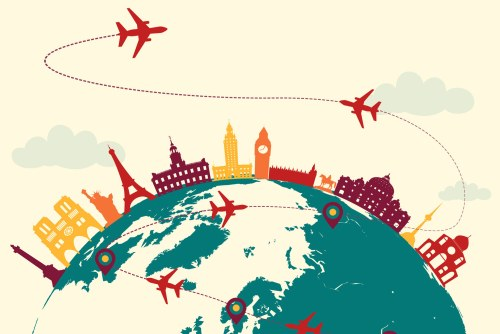 Flights with free stopovers