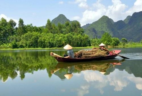 The Mekong Delta, Vietnam