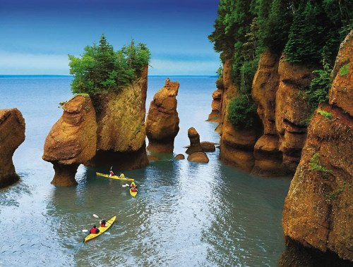 Hopewell Rocks, New Brunswick