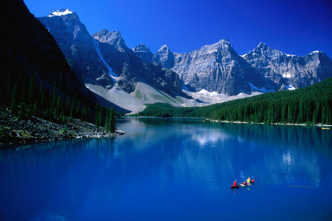 Toronto To Calgary Banff In Summer 2016 399 Cad Roundtrip Including Taxes Non Stop Flights